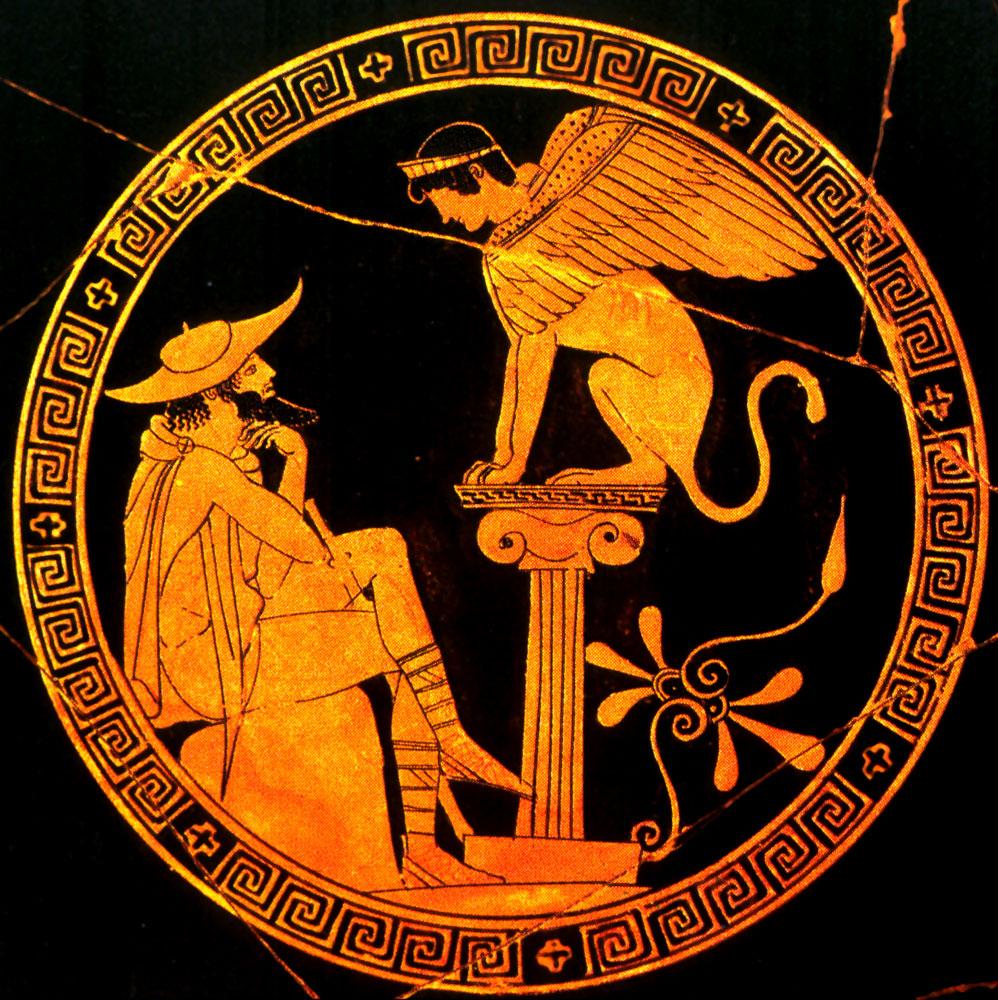 image from Les Genres de la littérature orale #1 - les mythes